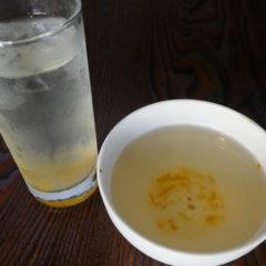 ゆず茶 ICE・HOT ¥450(税抜)