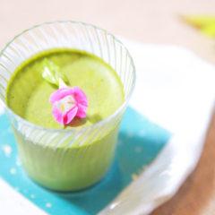 抹茶のムース ¥380(税抜)