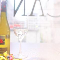 LE CHAT ROUGE(ル・シャ・ルージュ)白ワイン グラスALL¥650(税抜) ボトルALL¥4200(税抜)