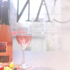 LE CHAT ROUGE(ル・シャ・ルージュ)スパークリングワイン グラスALL¥750(税抜) ボトルALL¥5000(税抜)